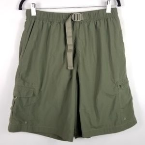 Columbia Outdoor Packable Lined Cargo Swim Shorts
